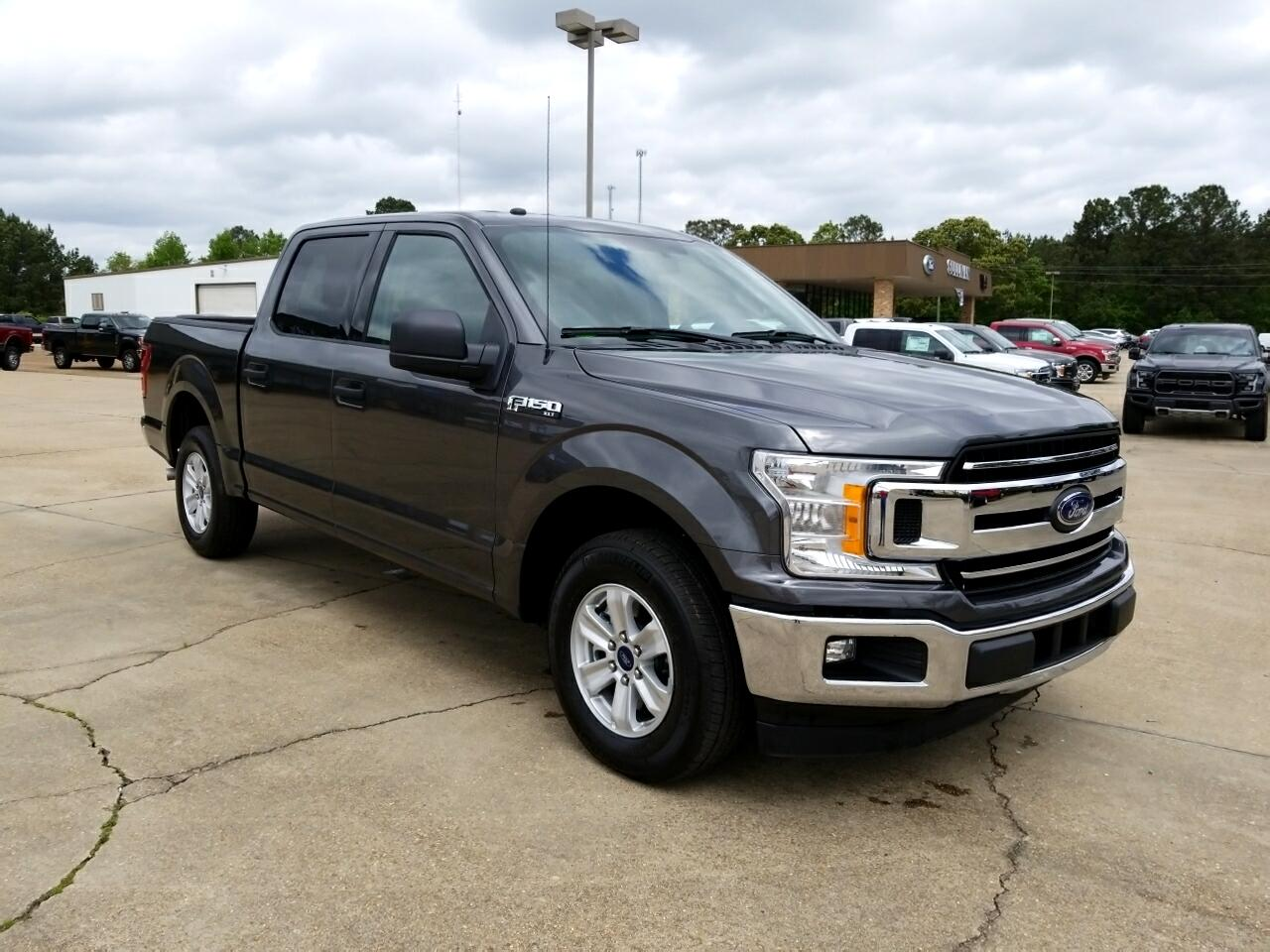 2018 Ford F-150 SuperCrew 139