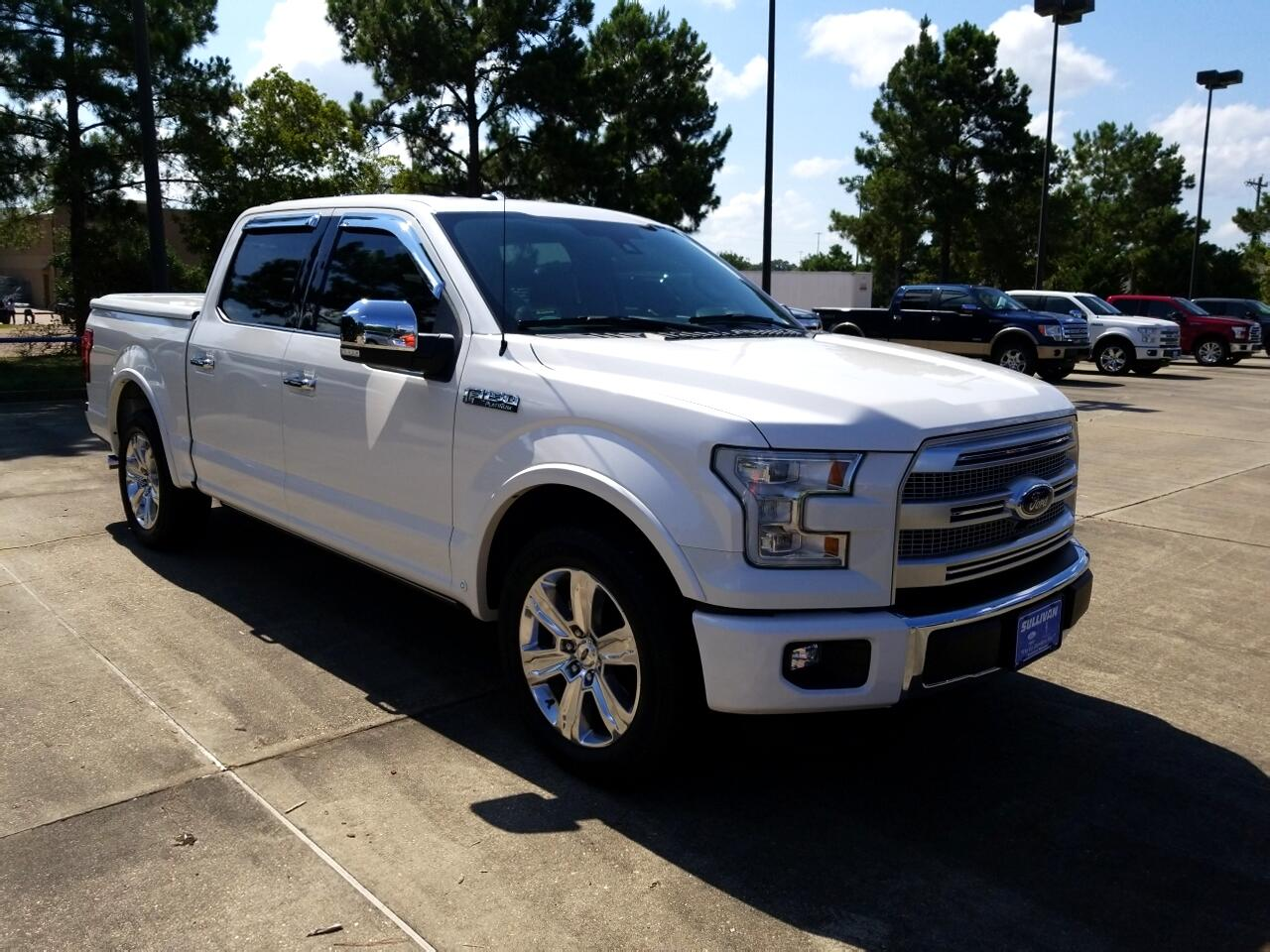 2016 Ford F-150 2WD SuperCrew 157