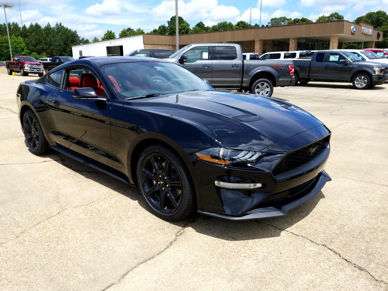 2018 Ford Mustang 2dr Cpe Premium