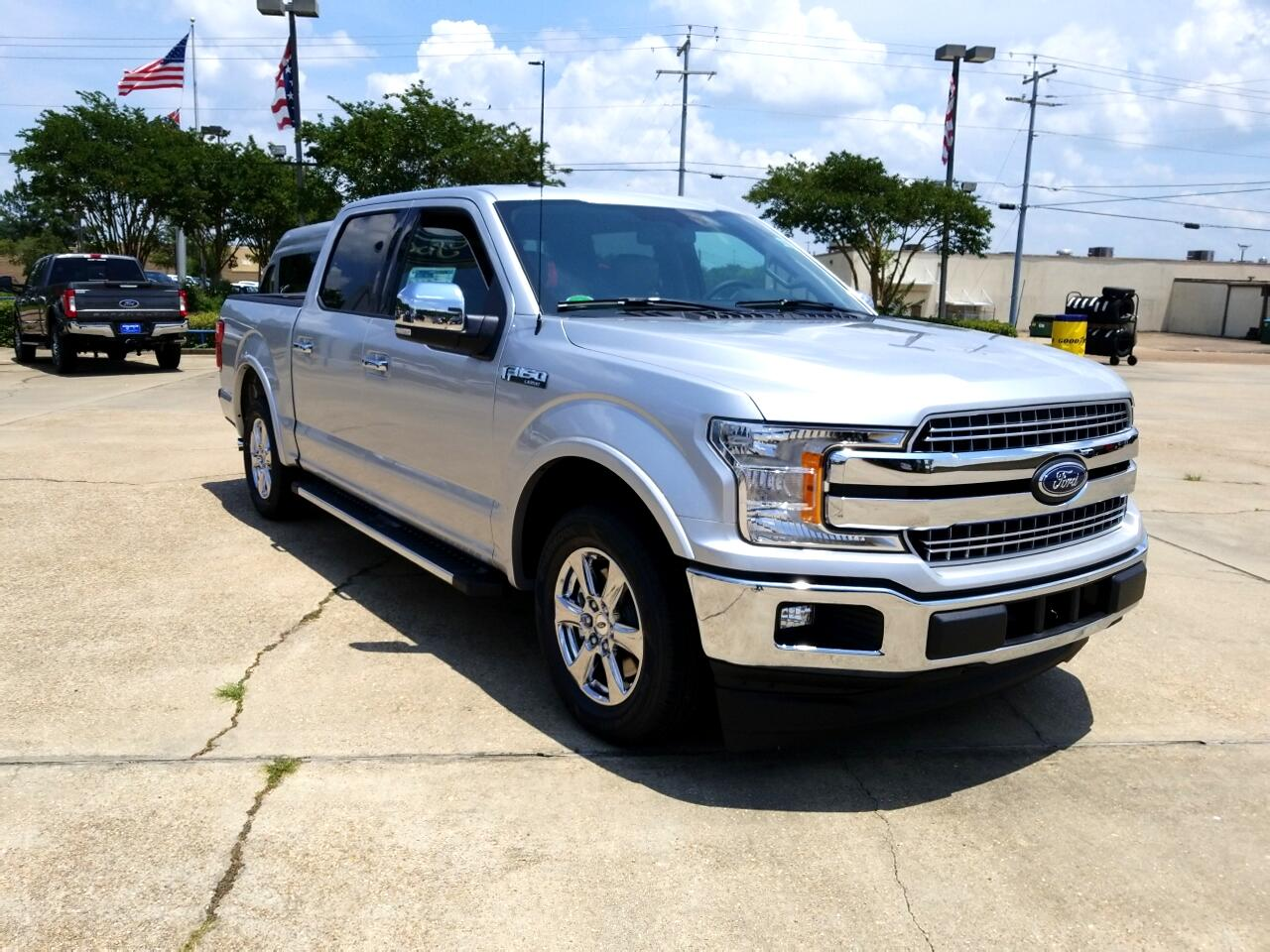 2018 Ford F-150 Lariat 2WD SuperCrew 5.5' Box
