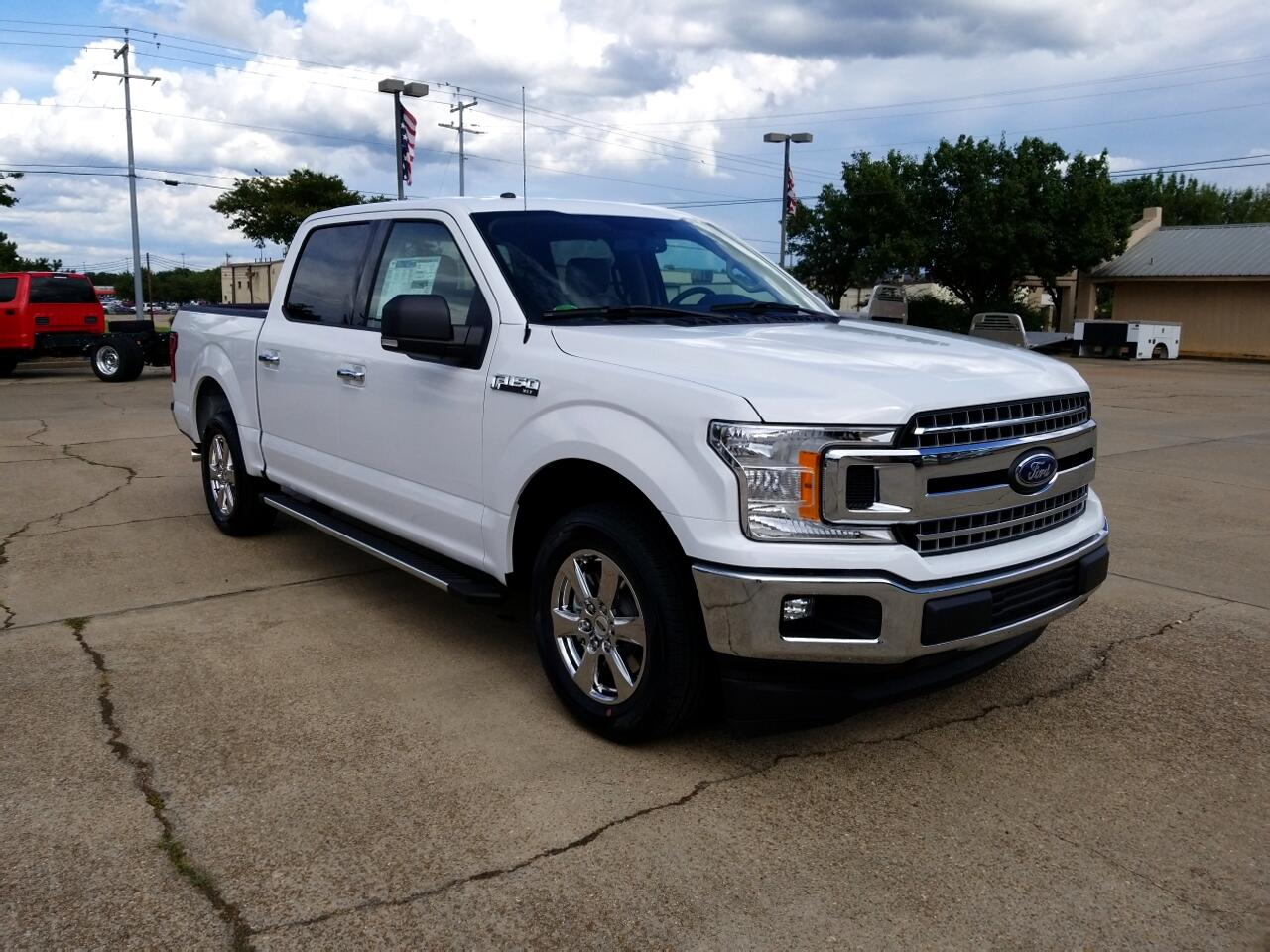 2018 Ford F-150 2WD SuperCrew 139