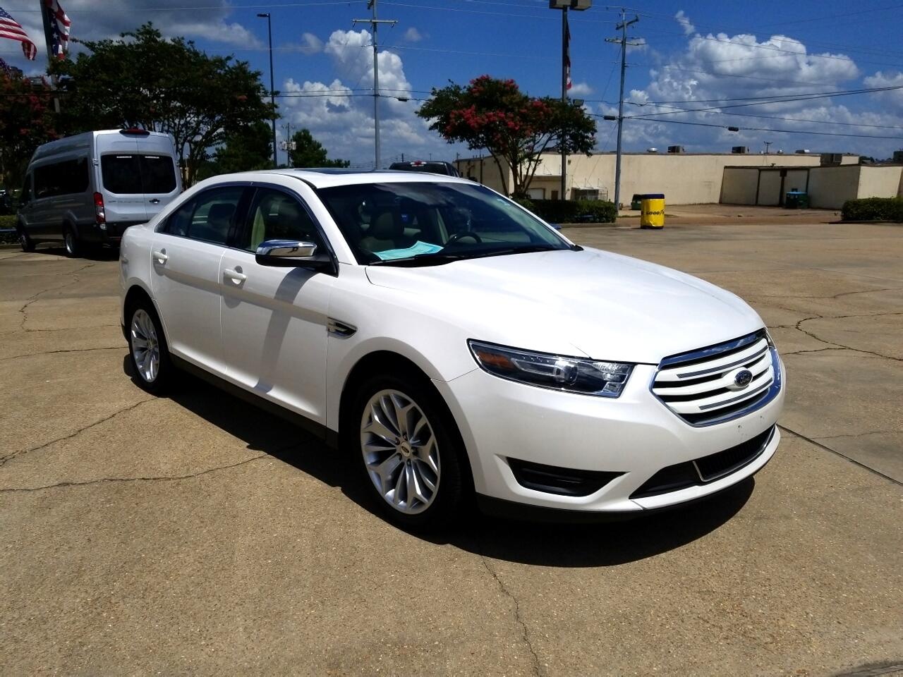 2017 Ford Taurus 4dr Sdn Limited FWD