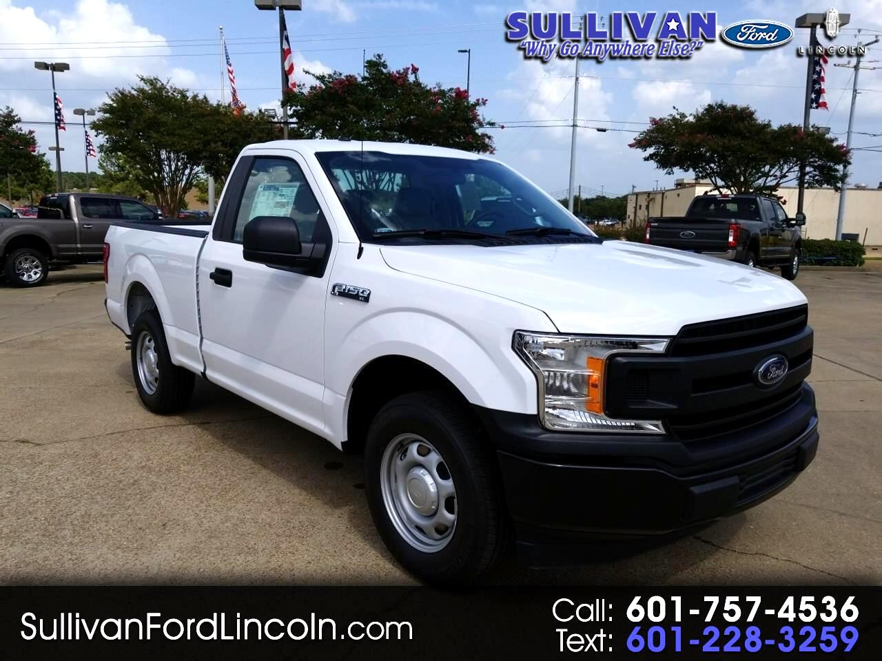 2018 Ford F-150 XL Short Bed 2WD