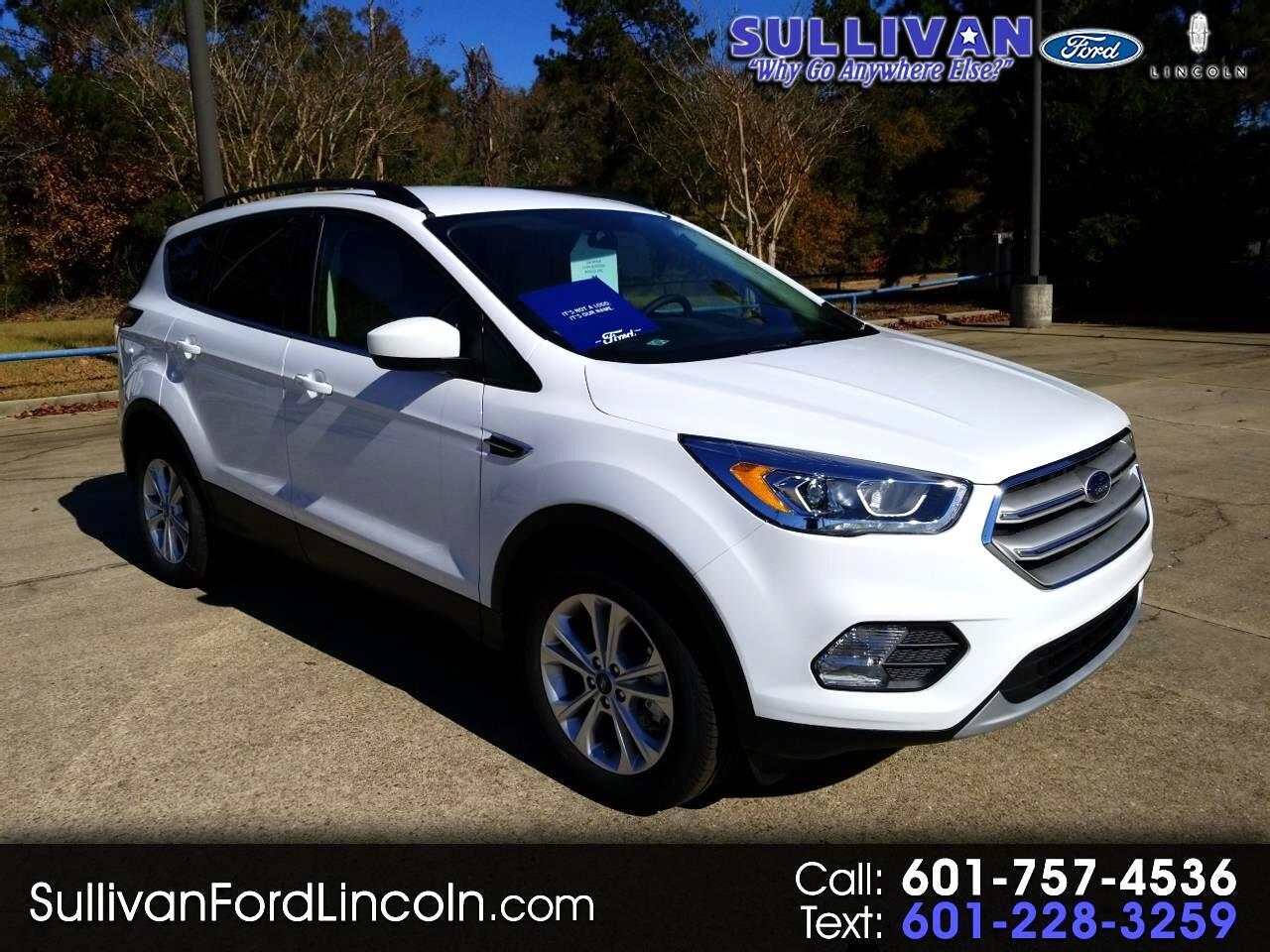 2018 Ford Escape 4WD 4dr SEL