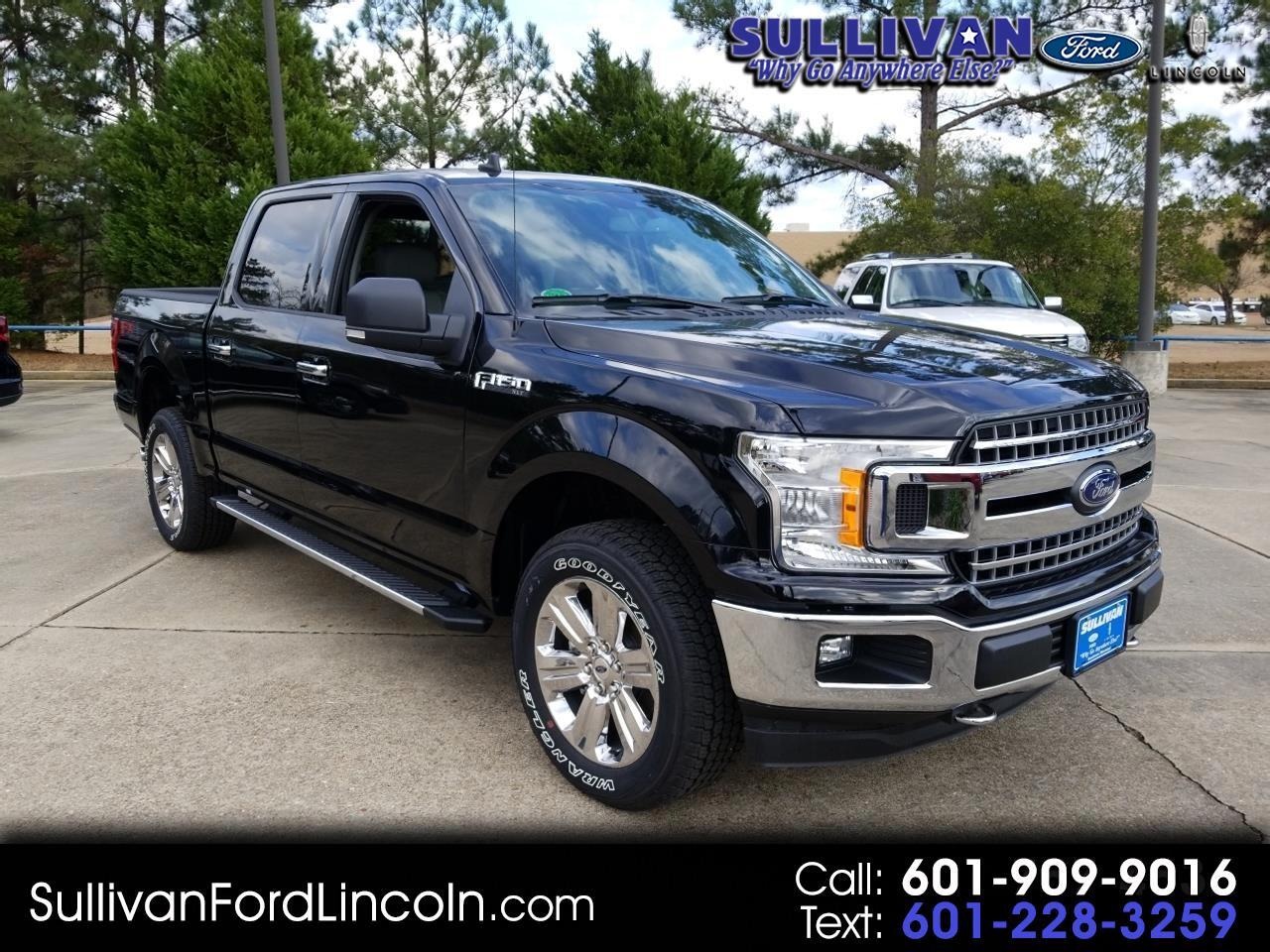 2019 Ford F-150 SuperCrew 139