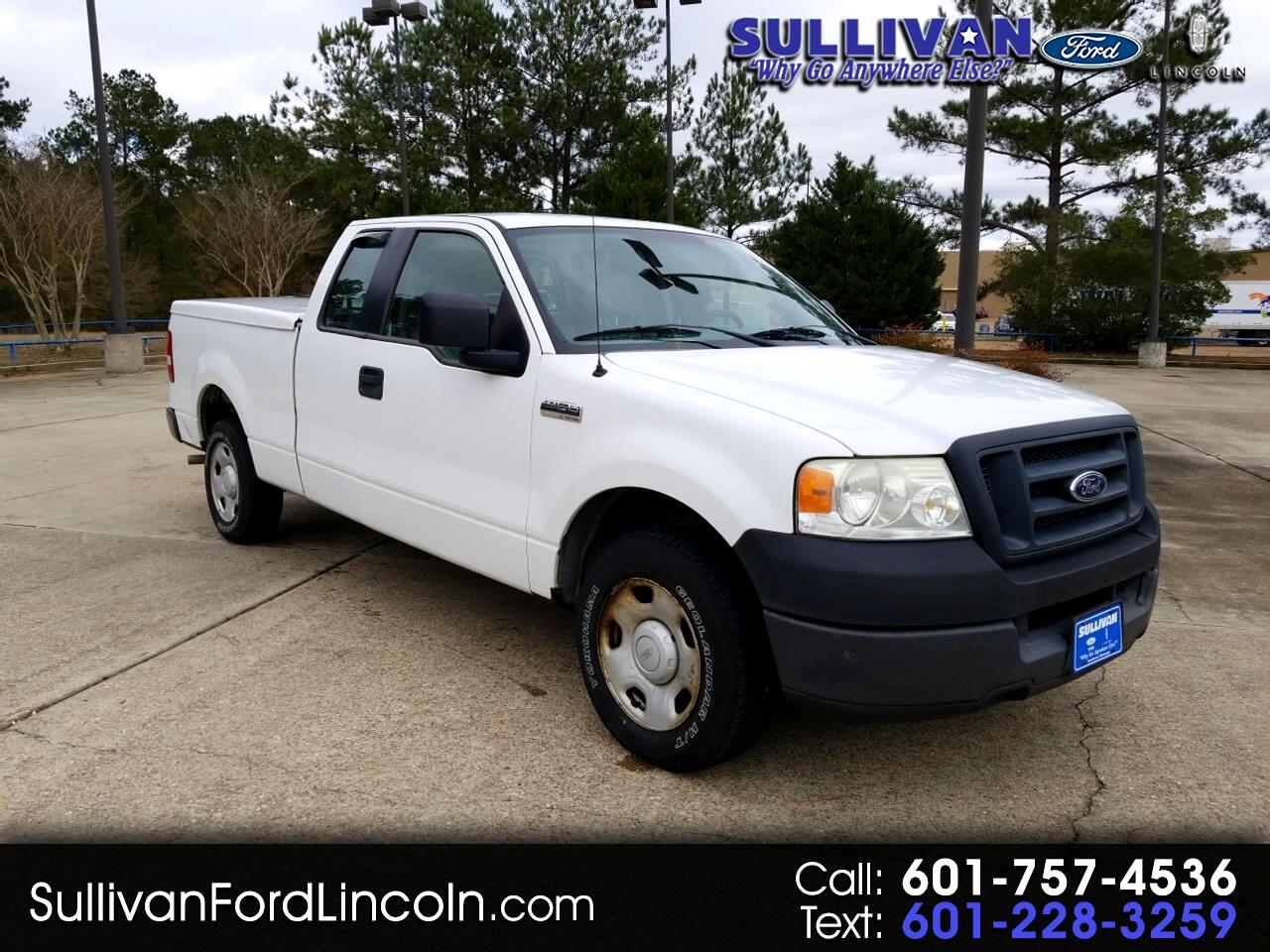 2005 Ford F-150 Supercab 139