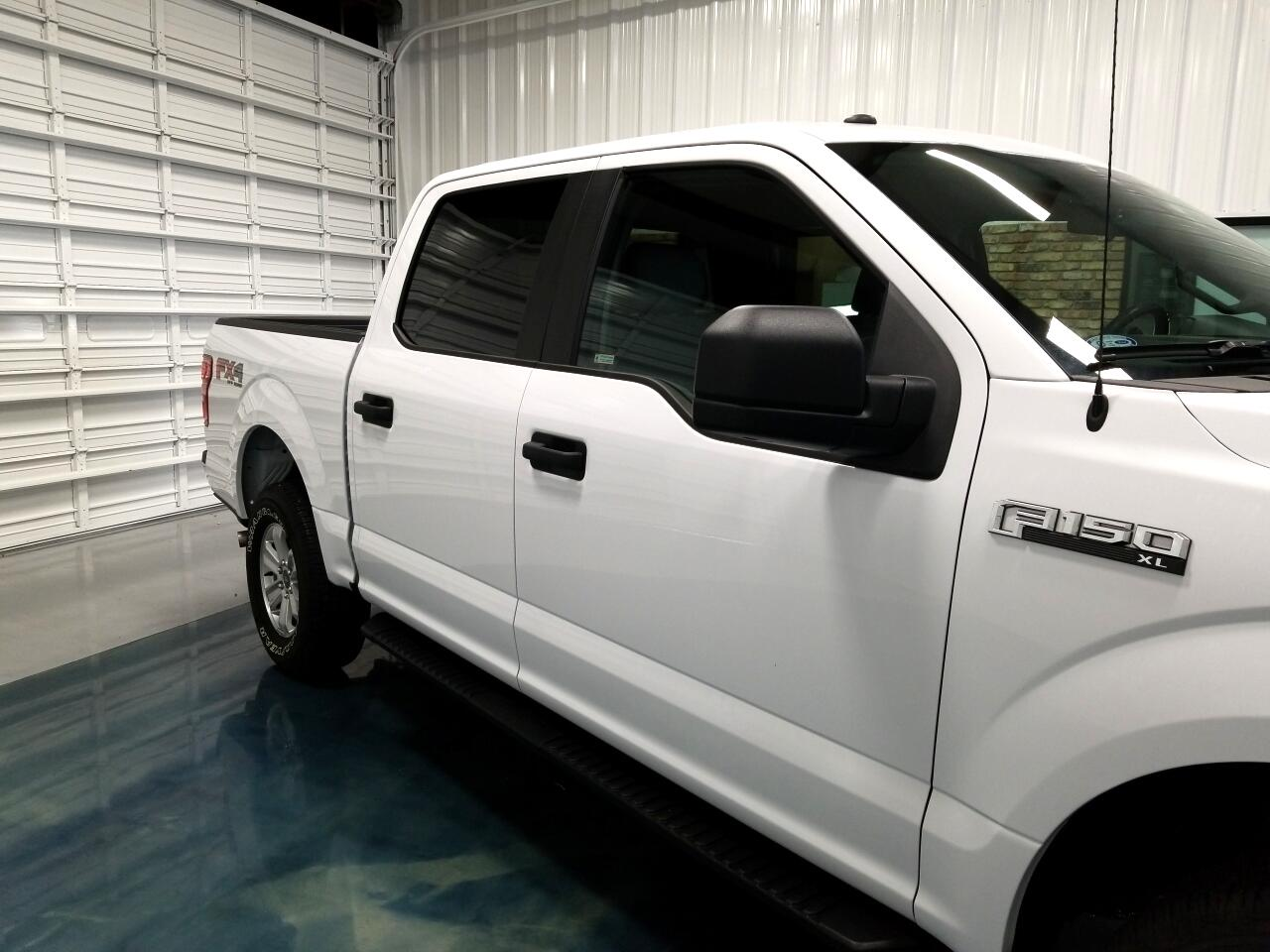 2019 Ford F-150 SuperCrew 4WD