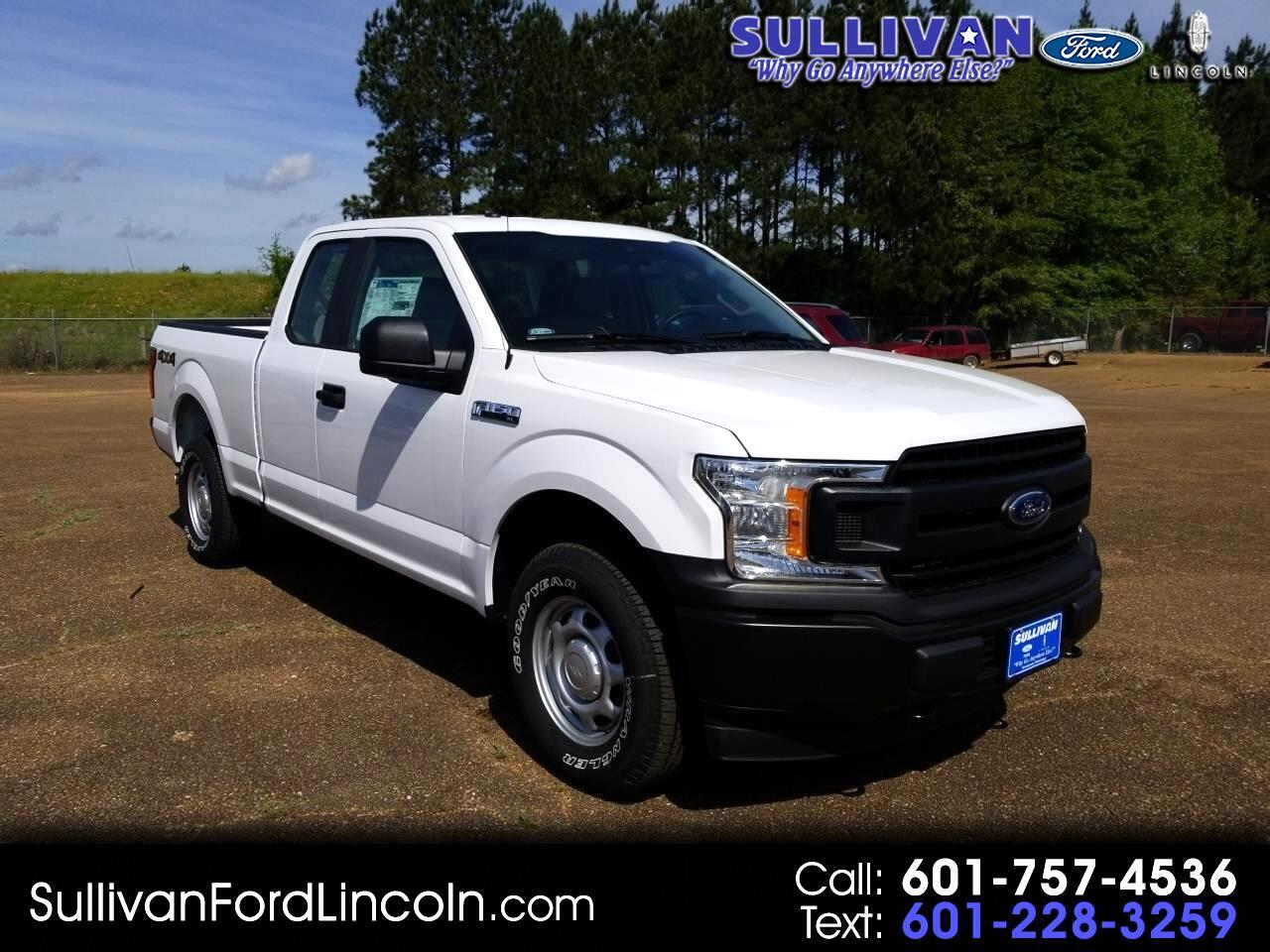 2019 Ford F-150 XL 4WD SuperCab 6.5' Box