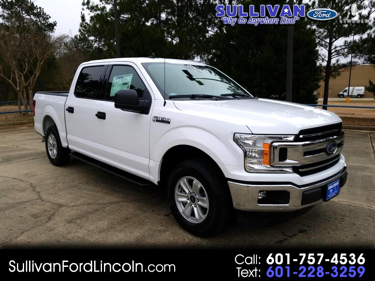 2019 Ford F-150 2WD SuperCrew 139