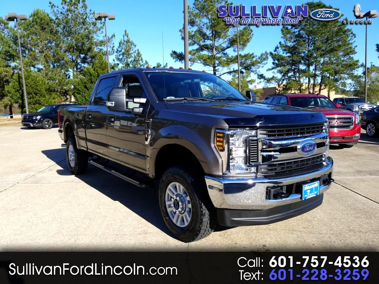 2019 Ford Super Duty F-250 SRW 4WD Crew Cab 156