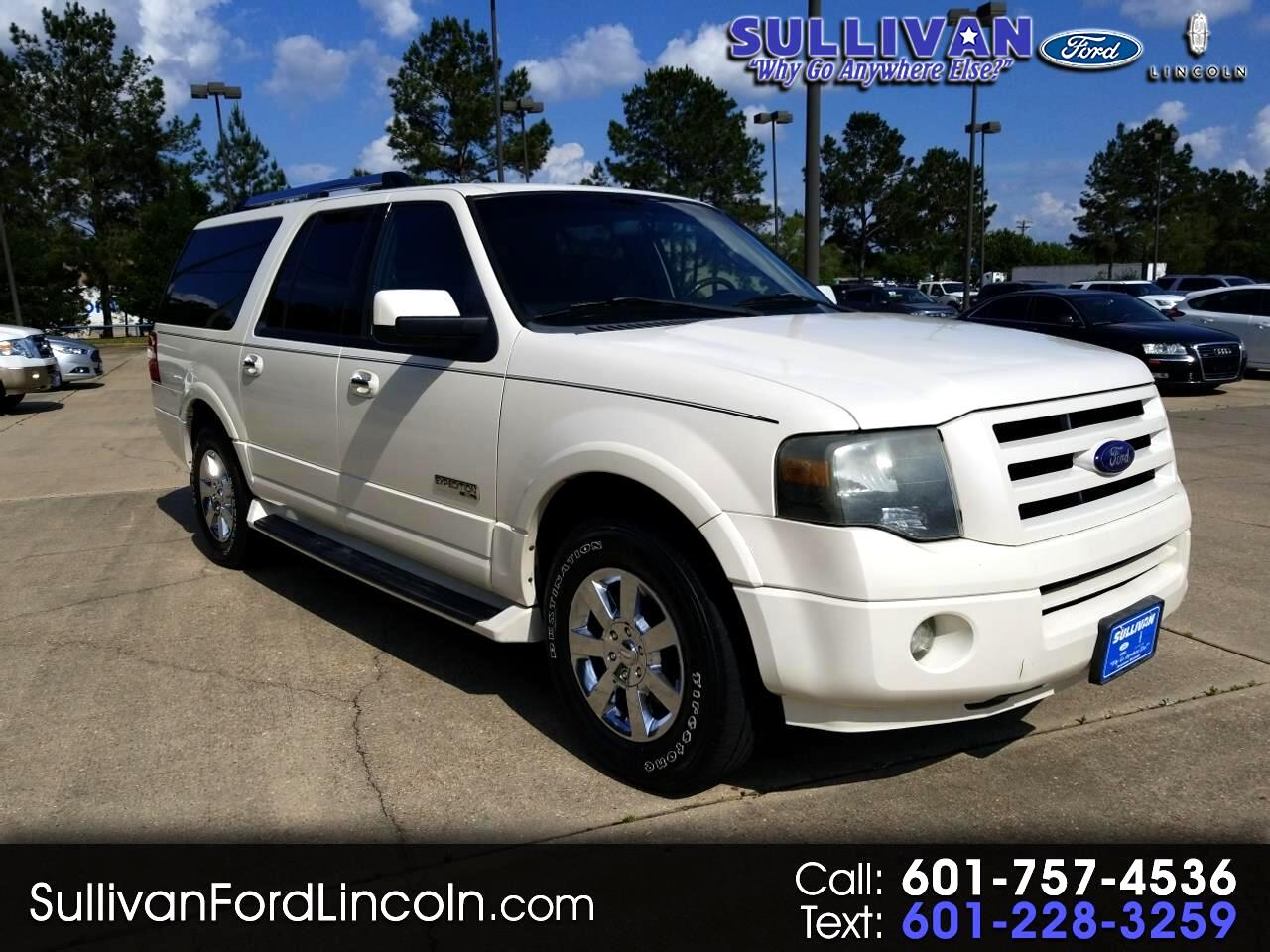 2008 Ford Expedition EL 2WD 4dr Limited