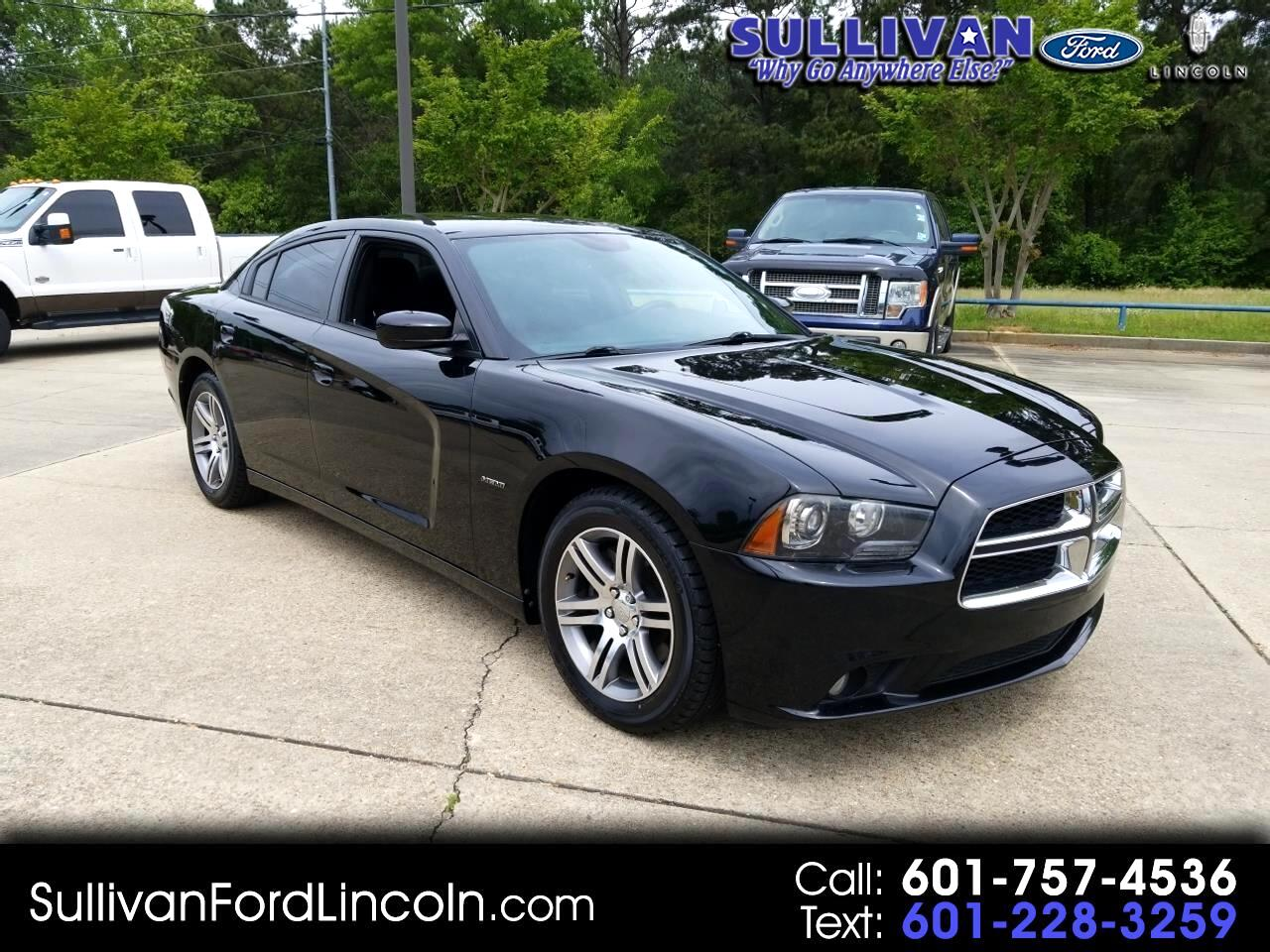 2013 Dodge Charger 4dr Sdn RT RWD