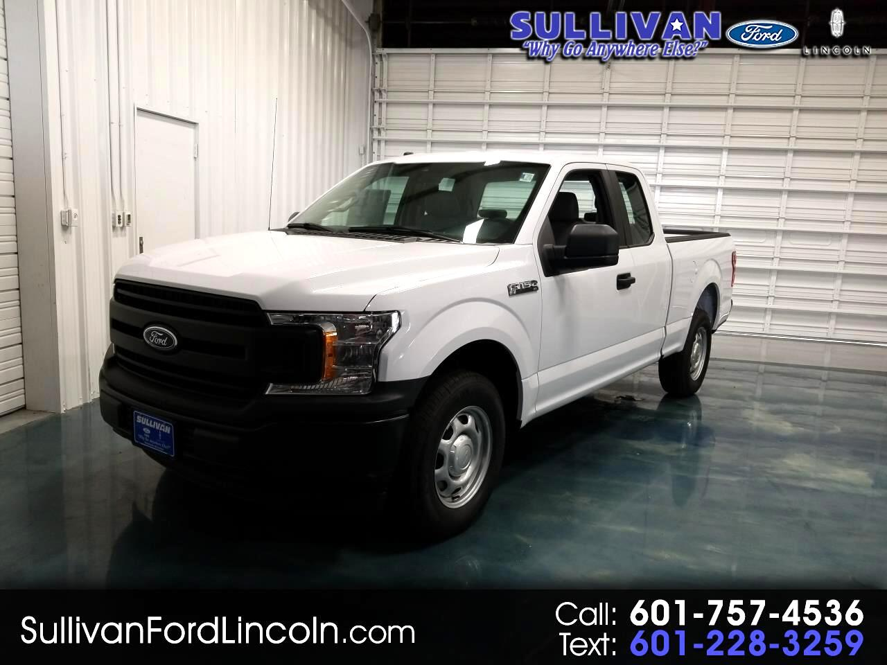 2019 Ford F-150 Supercab 139