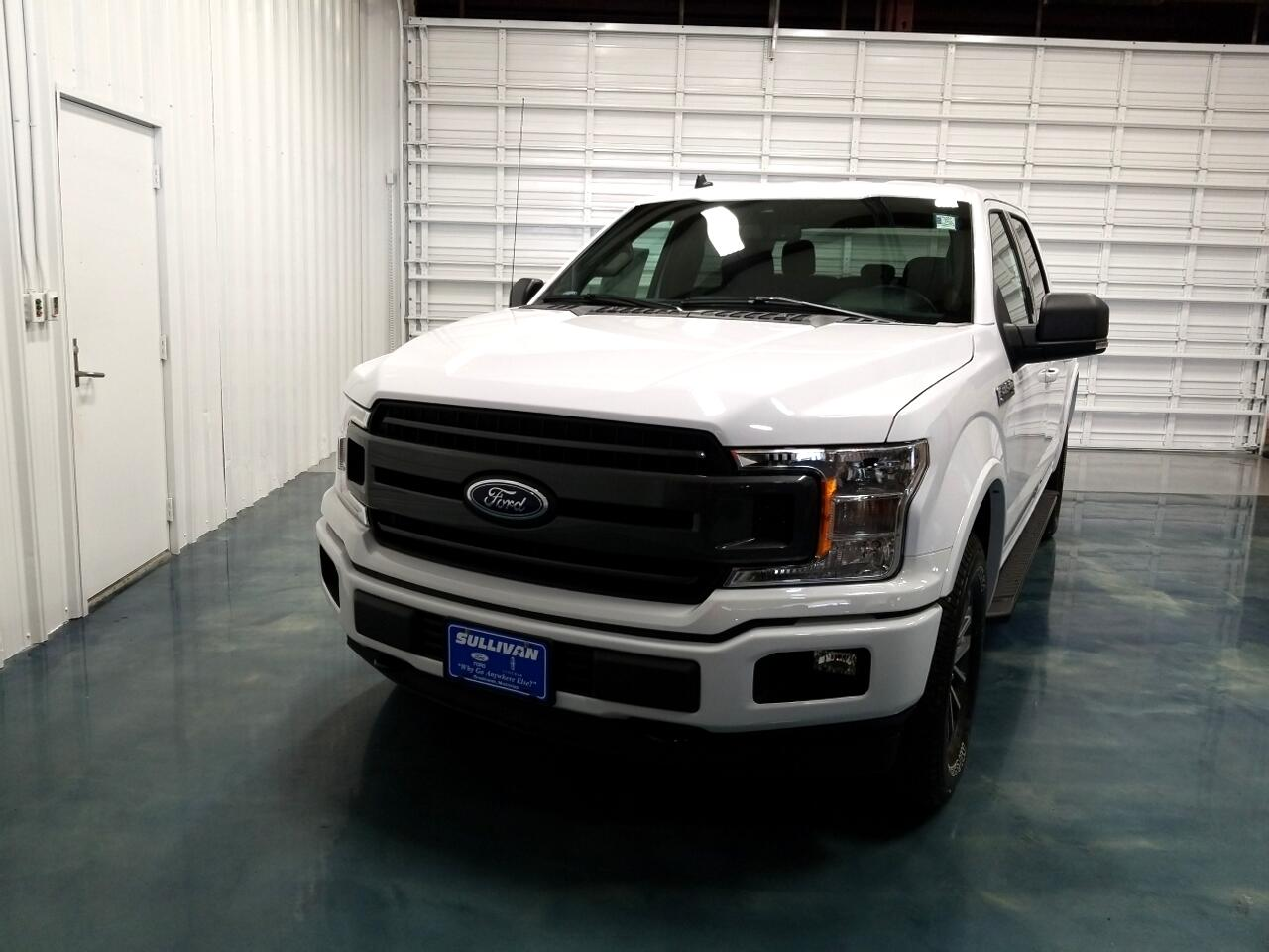 2019 Ford F-150 SuperCrew 150