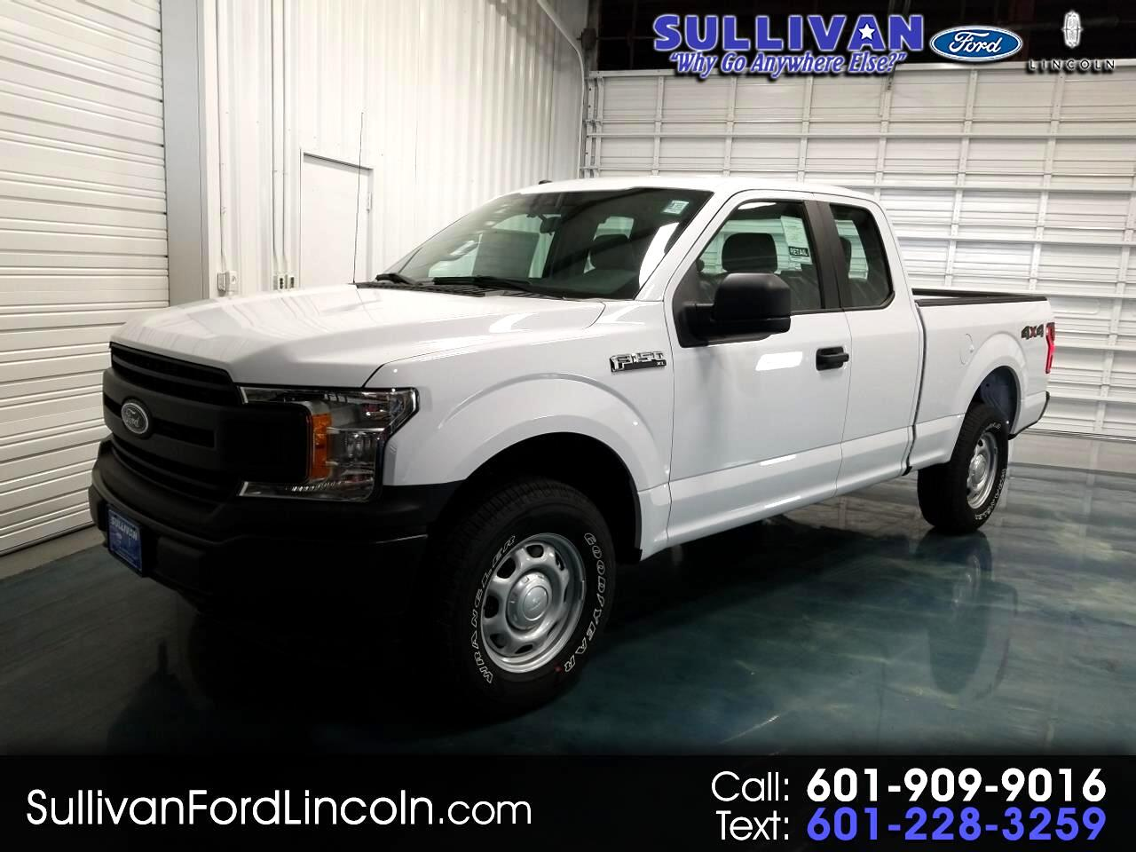 2019 Ford F-150 Lariat 4WD SuperCab 8' Box