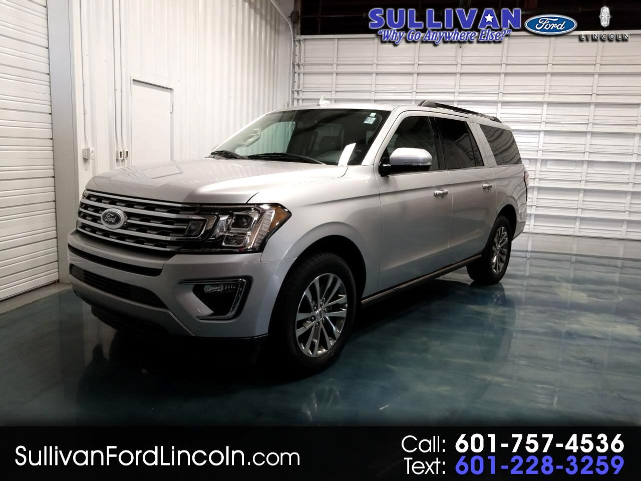 2018 Ford Expedition Max Limited 4x2