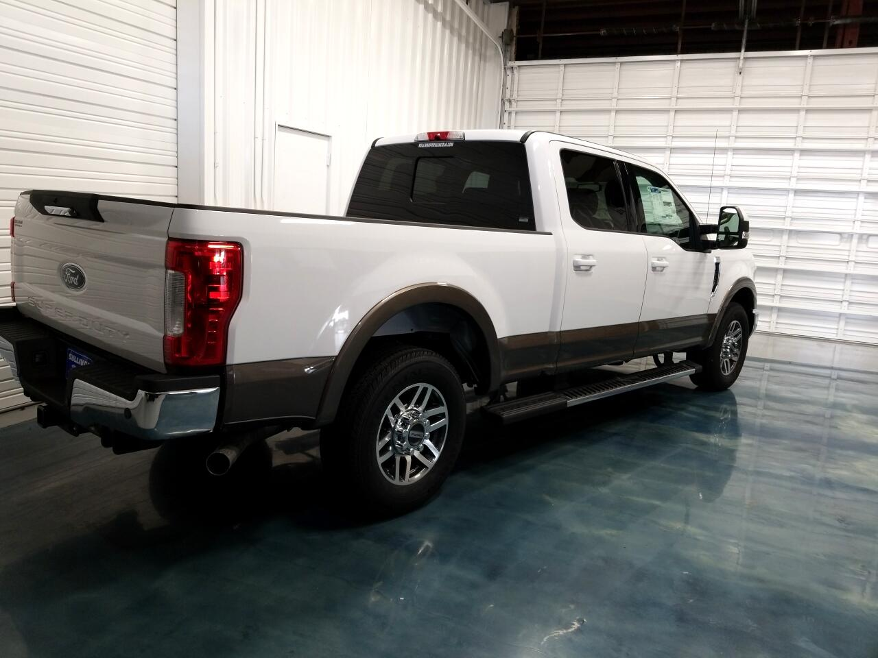 2019 Ford Super Duty F-250 SRW Lariat 2WD Crew Cab 6.75' Box