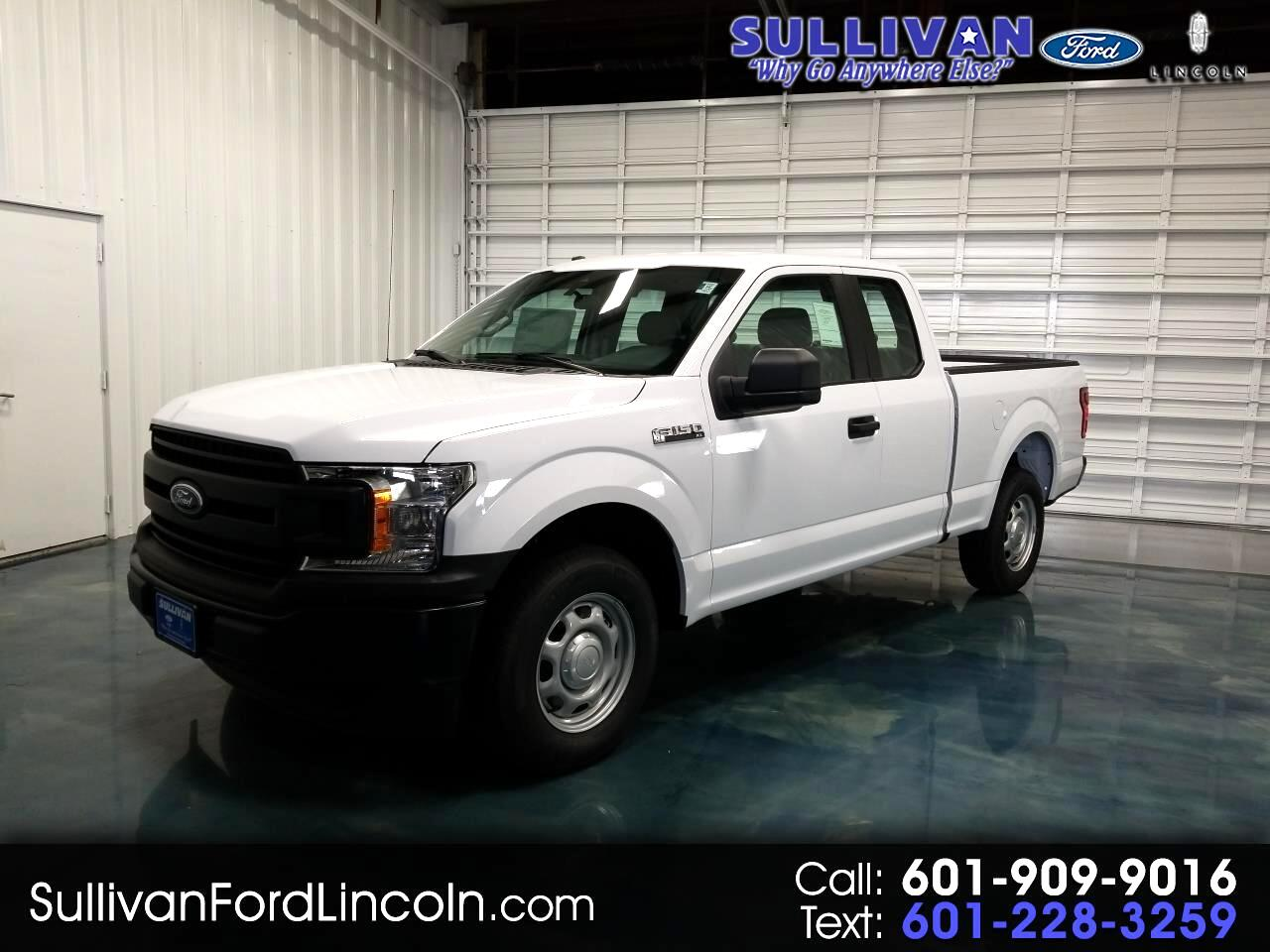 2019 Ford F-150 Supercab 145