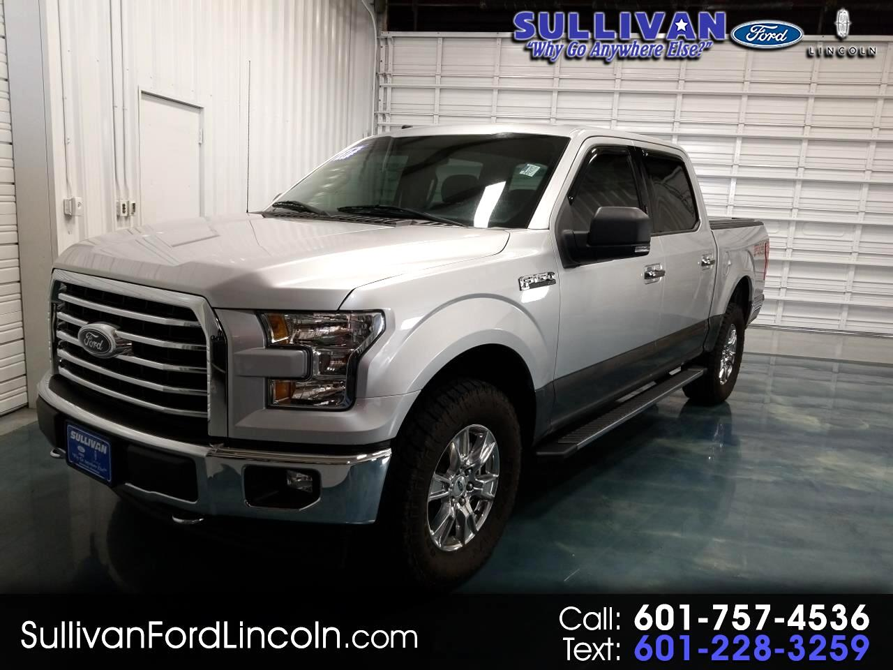 2017 Ford F-150 4WD SuperCrew 139