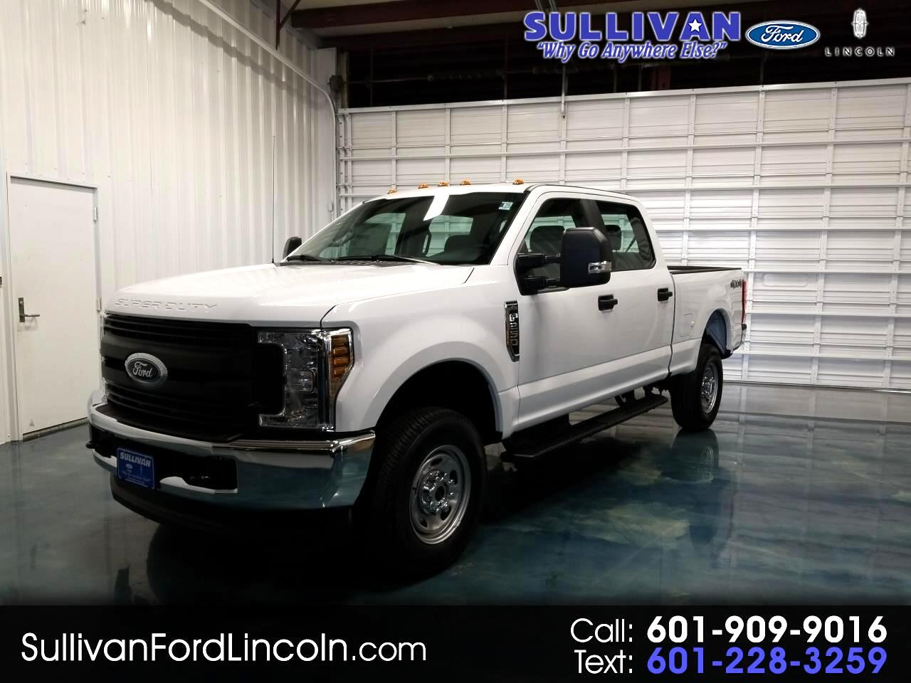 2019 Ford Super Duty F-250 SRW 4WD Crew Cab 172