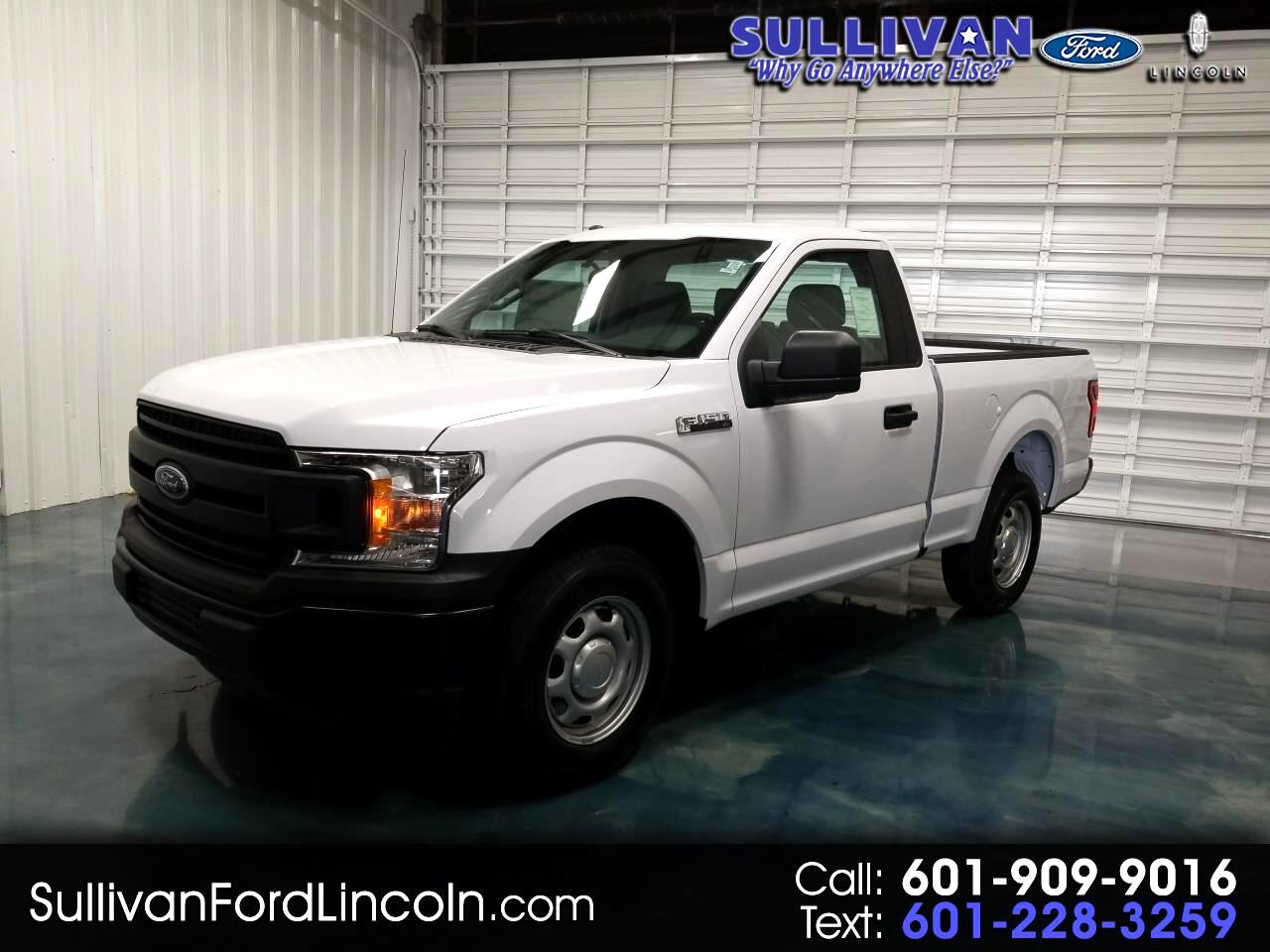 2019 Ford F-150 XL Short Bed 2WD