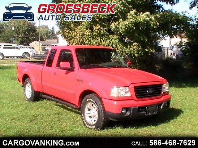 2009 Ford Ranger XLT SuperCab 4-Door 4WD