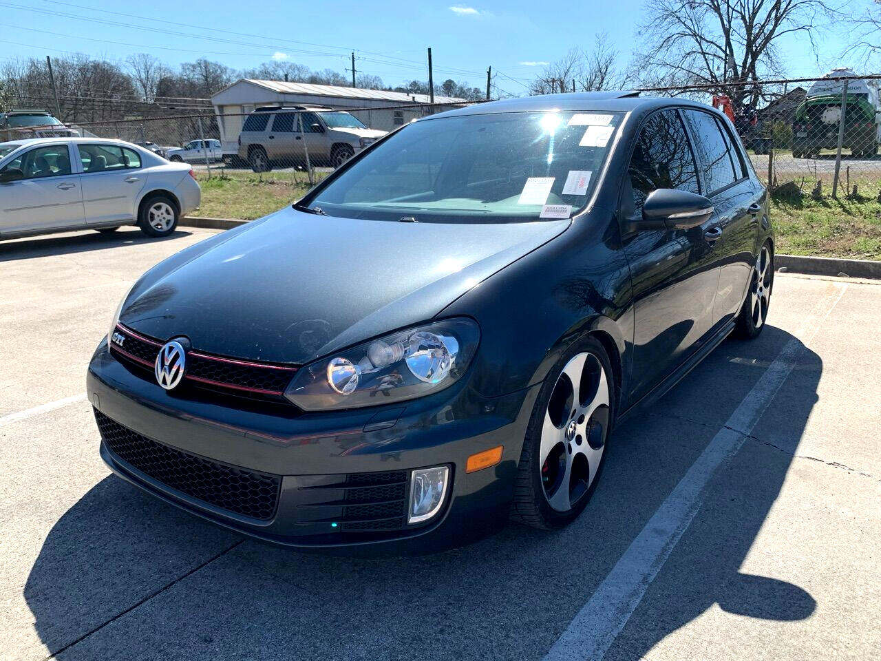 Volkswagen GTI 2.0T Sedan 2011