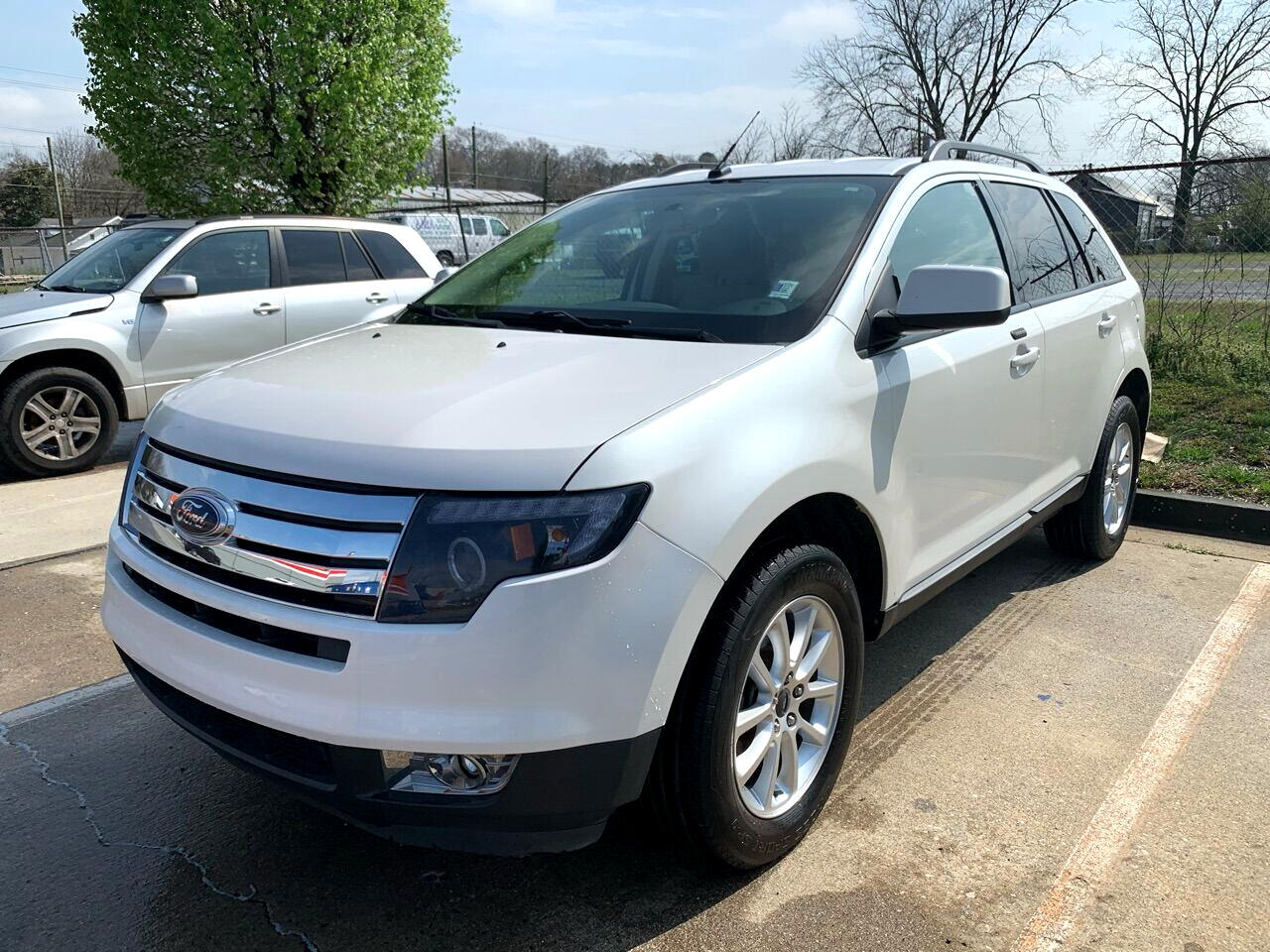 Ford Edge SEL AWD 2009