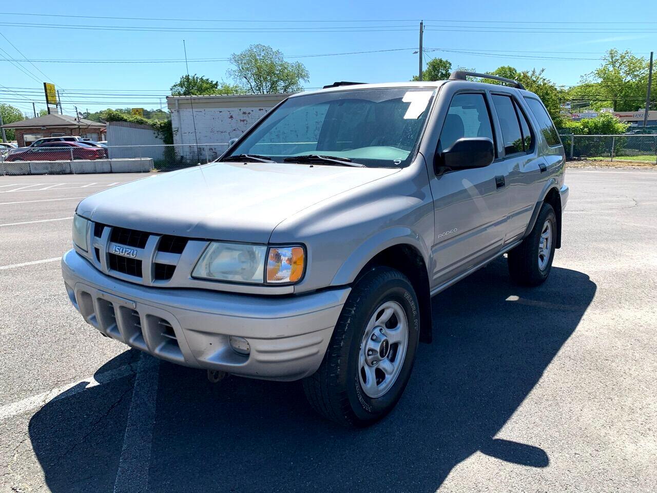 Isuzu Rodeo 3.5L S 2WD 2004
