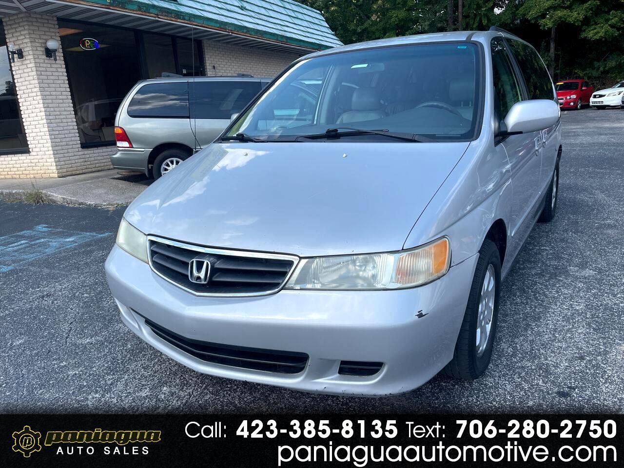 Honda Odyssey EX w/ DVD 2004