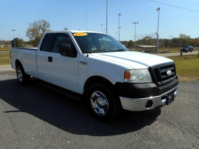 2007 Ford F-150 XL SuperCab Long Box 2WD