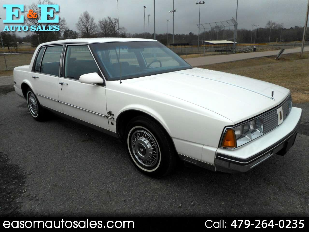 1986 Oldsmobile Ninety Eight Regency Brougham