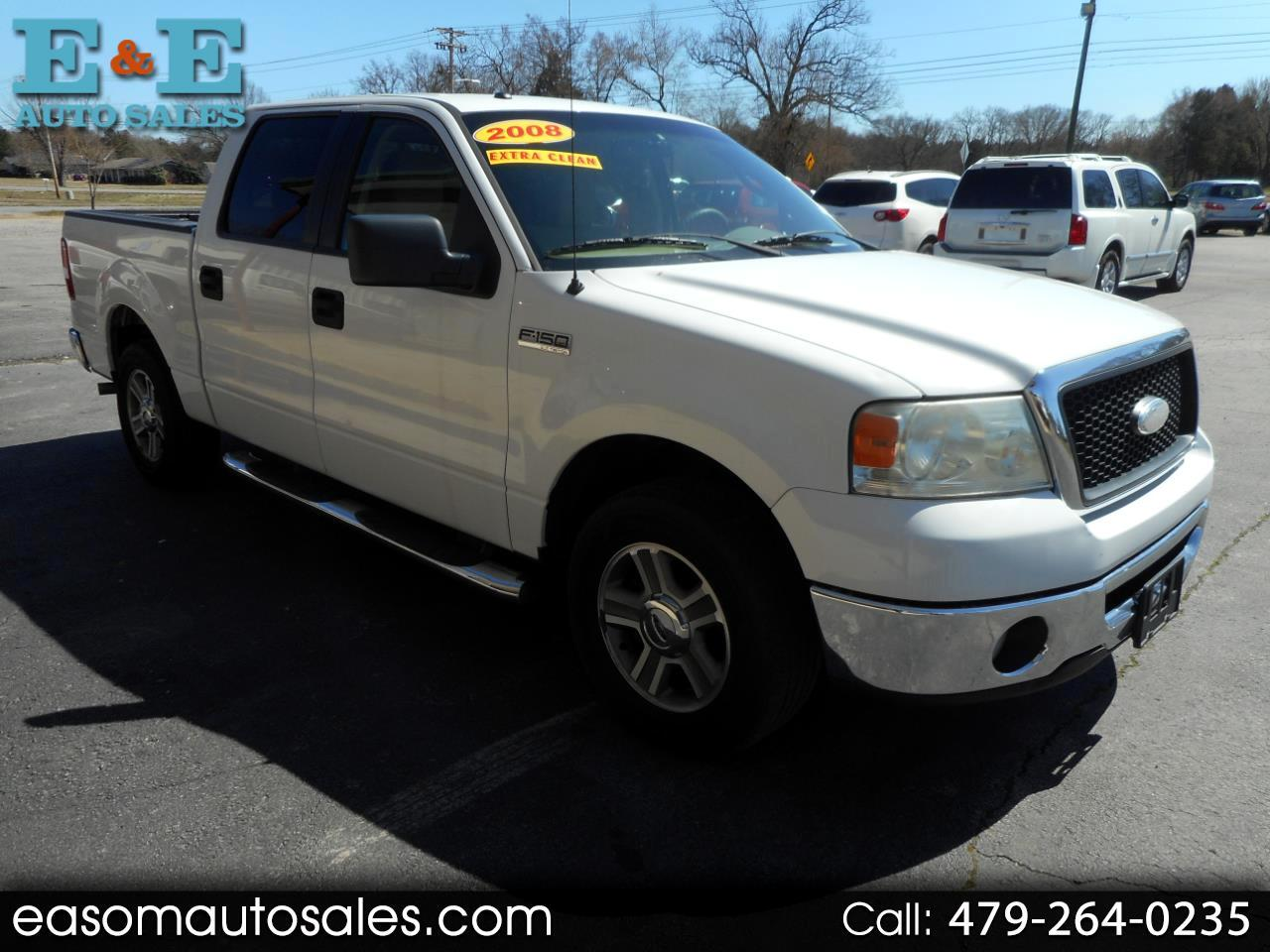 2008 Ford F-150 XLT SuperCrew 2WD