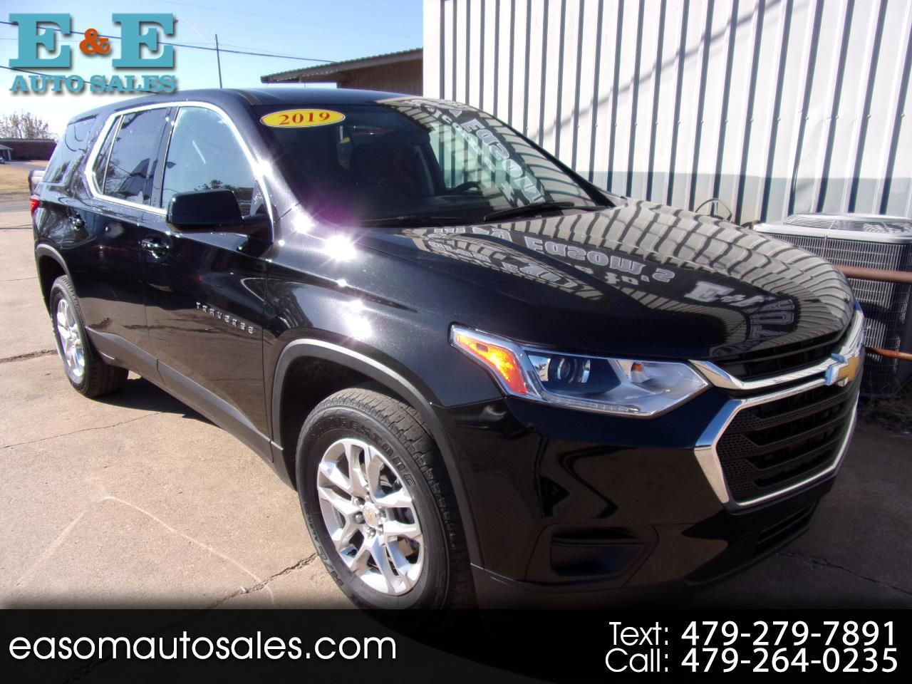 Chevrolet Traverse LS FWD 2019