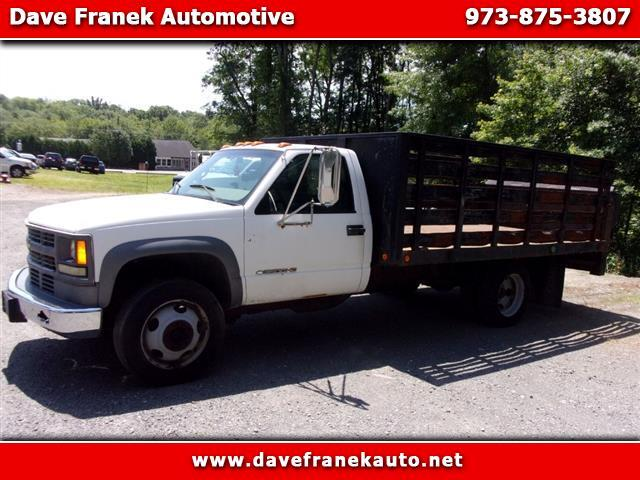 2002 Chevrolet Silverado 3500 Regular Cab 2WD