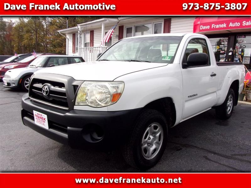 2005 Toyota Tacoma Regular Cab I4 Manual 2WD