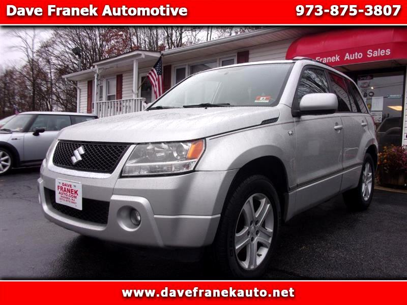 2007 Suzuki Grand Vitara Luxury 4WD