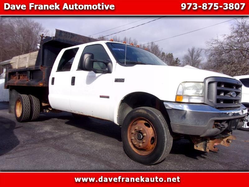 2004 Ford F-550 Crew Cab 4WD DRW