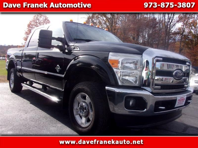 Ford F-250 SD King Ranch Crew Cab 4WD 2011