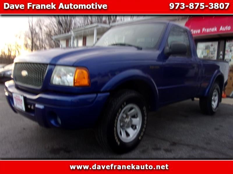 2003 Ford Ranger Edge Short Bed 2WD