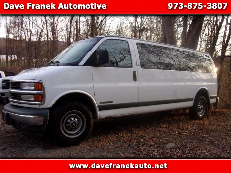 1998 Chevrolet Express 2500 Extended