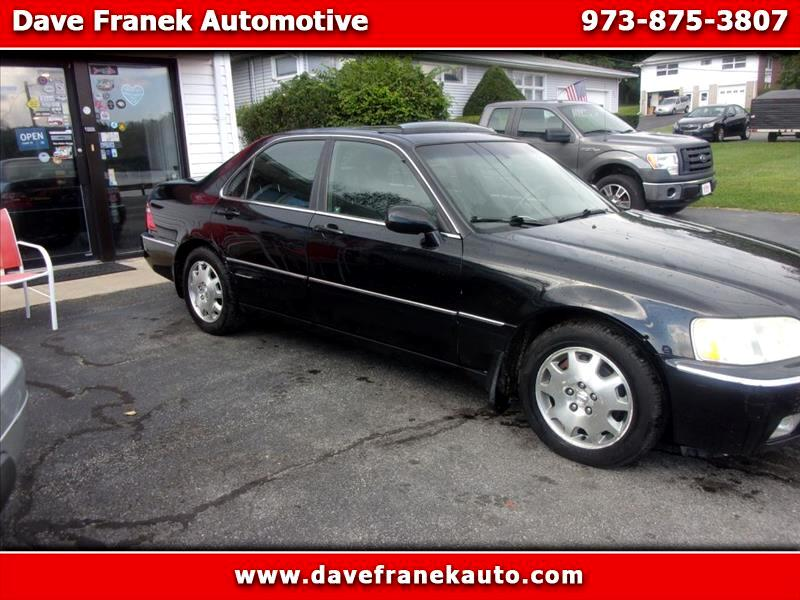Acura RL 3.5RL with Navigation System 2003