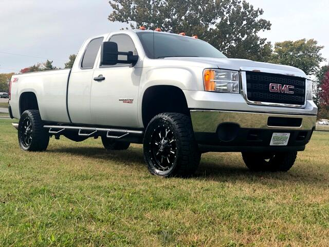 2013 GMC Sierra 2500HD SLE1 Ext. Cab Long Box 4WD