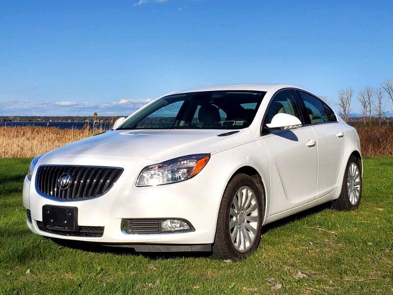 2012 Buick Regal 1SV