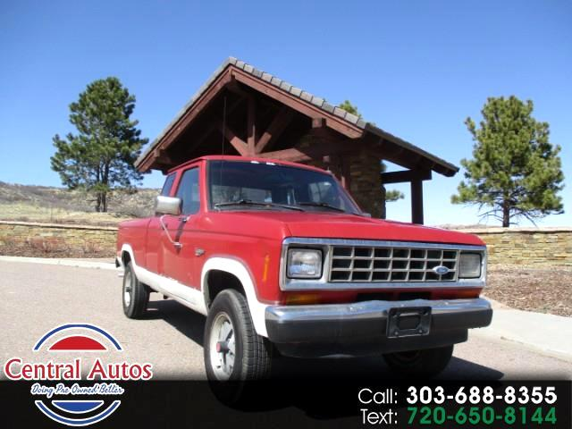 1988 Ford Ranger SuperCab 4WD