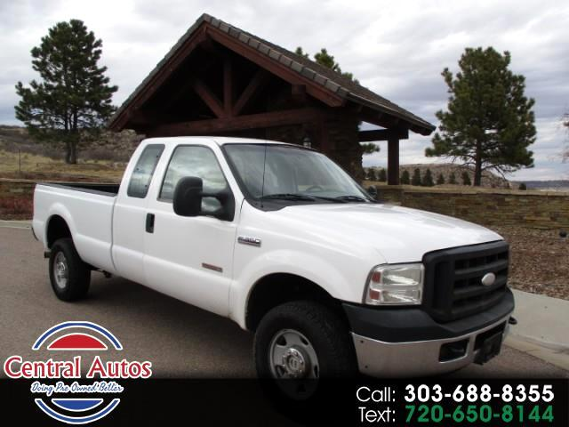 2007 Ford F-350 SD XL SuperCab Long Bed 4WD