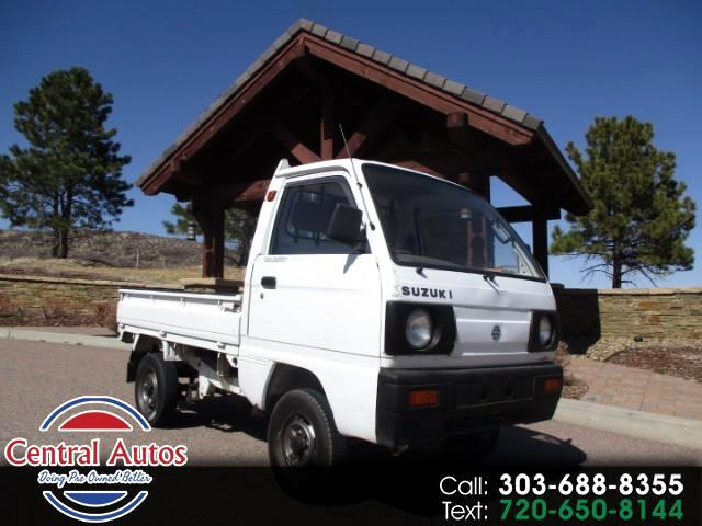 1992 Suzuki Carry
