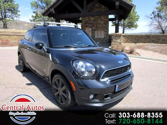 2015 MINI Paceman S ALL4