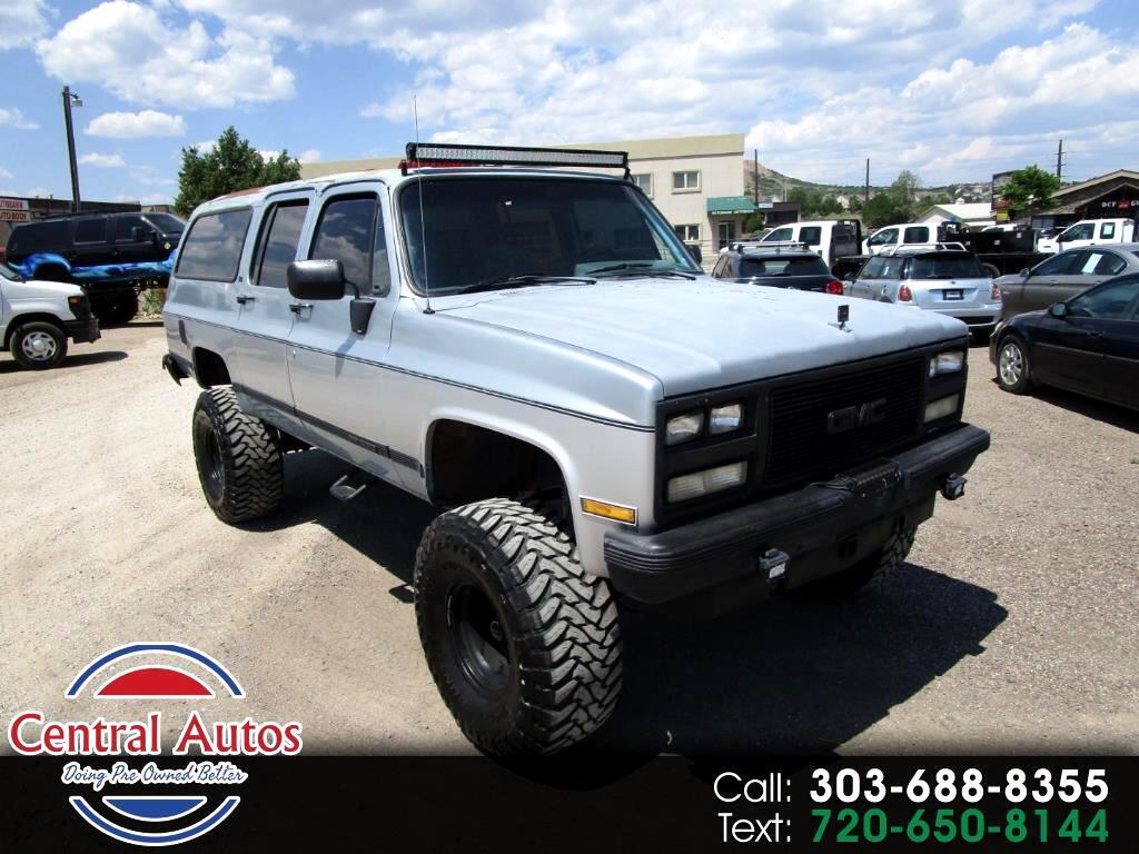1989 GMC Suburban 1500 4WD