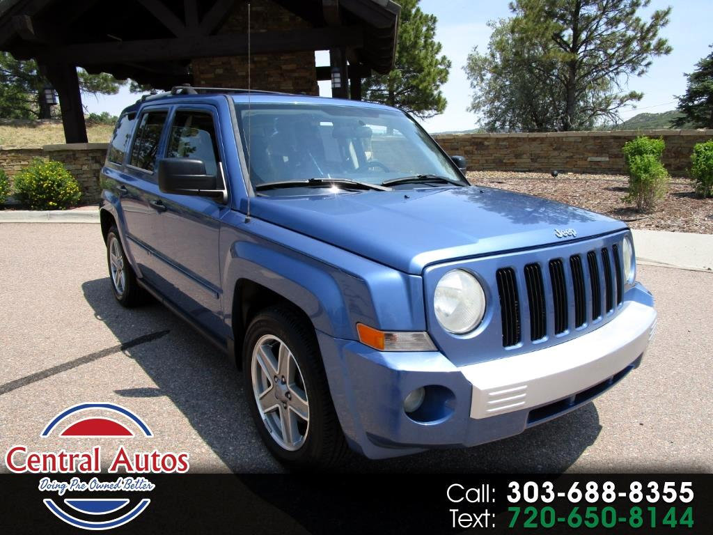 2007 Jeep Patriot 2WD 4dr Limited